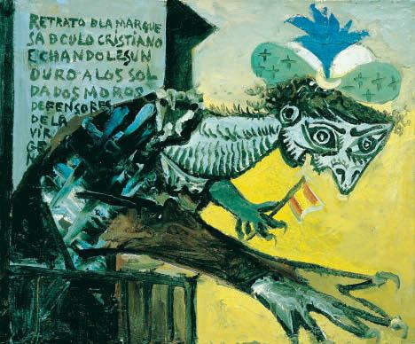The Truth About Guernica Picasso And The Lying Press The Volunteer