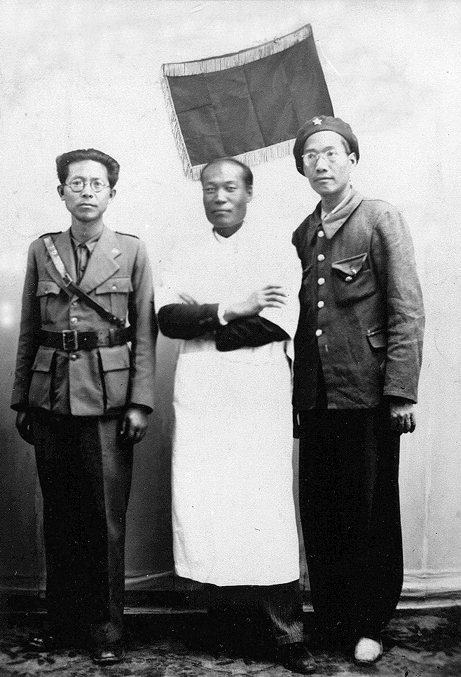 A Chinese Volunteer In The Lincoln Brigade The Volunteer