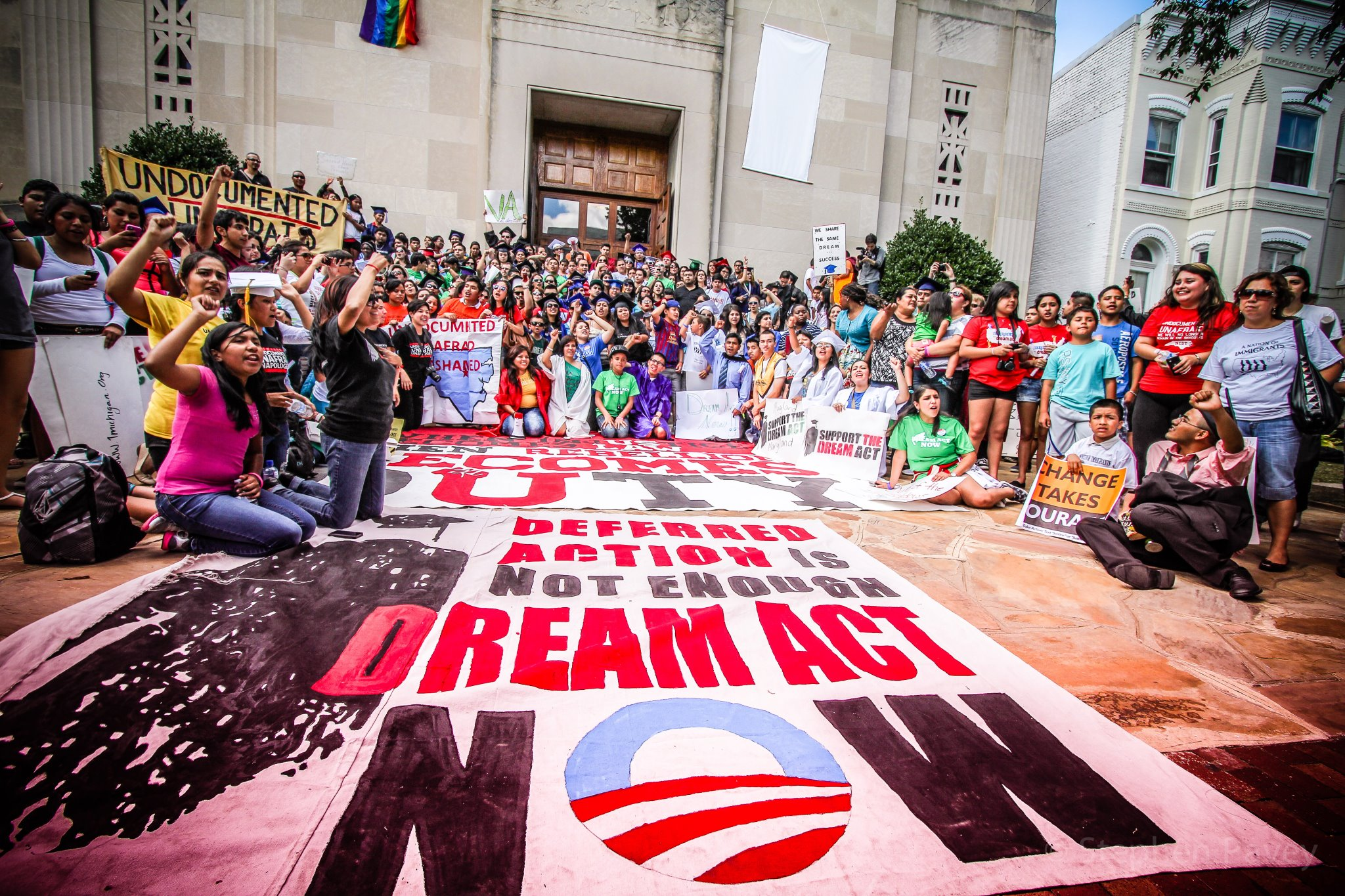 President Obama's 'Flexible' View of the Law: The DREAM Act as Case Study | Commentary