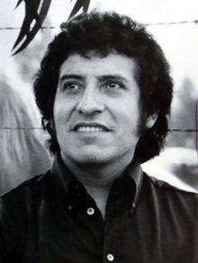 Víctor Jara, courtesy of Wikipedia