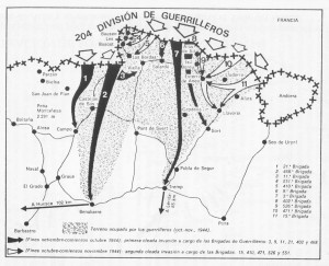 Operation Val D'Aran, Oct. 19-27, 1944.