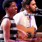 Velina Brown and Pedro Pastor Guerra