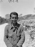John Murra, Lincoln-Washington, May 1938. The 15th International Brigade Photographic Unit Photograph Collection; ALBA Photo 11; ALBA Photo number 11-0221. Tamiment Library/Robert F. Wagner Labor Archives. Elmer Holmes Bobst Library, 70 Washington Square South, New York, NY 10012, New York University Libraries.