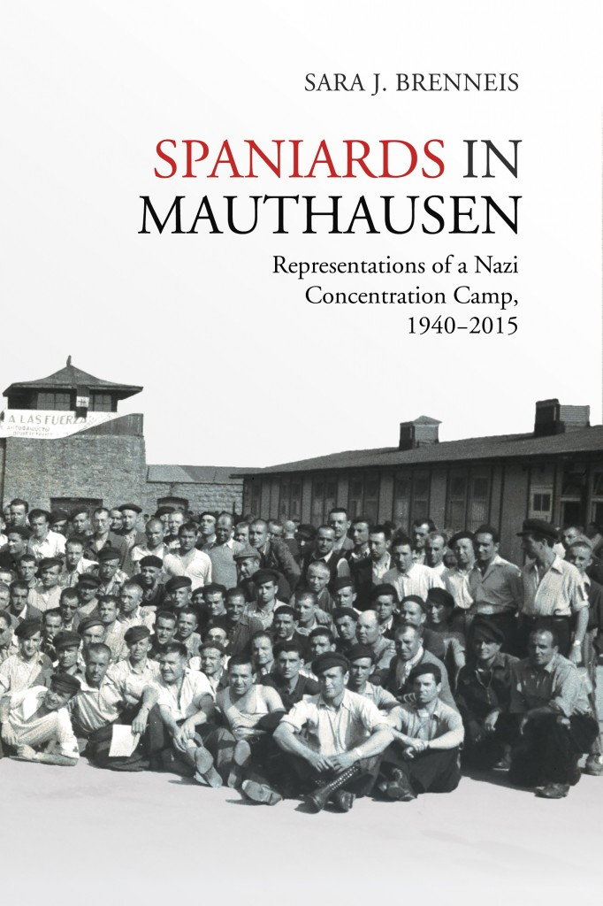 Spaniards in Mauthausen front cover