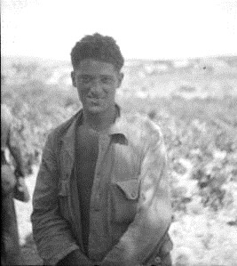 Samuel Spiller, August 1938. The 15th International Brigade Photographic Unit Photograph Collection; ALBA Photo 11; ALBA Photo number 11-0056. Tamiment Library/Robert F. Wagner Labor Archives. Elmer Holmes Bobst Library, 70 Washington Square South, New York, NY 10012, New York University Libraries.