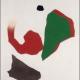 Esteban Vicente exhibition at NYU's Grey Art Gallery