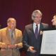 Judge Garzón accepts ALBA/Puffin Award for Human Rights Activism