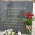Flowers for a Lincoln buried in Spain