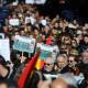 Thousands rally in Garzón's support