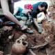 Canadian Volunteer Helps Unearth Franco's Victims