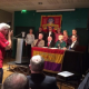 President of Ireland addresses International Brigade Memorial Trust