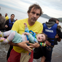ALBA/Puffin Award Honors Proactiva Open Arms, which Has Saved Thousands of Refugees' Lives