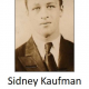 The Flight by Sidney Kaufman