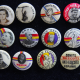 Pins in Support of Spanish Democracy: A Collector's Story