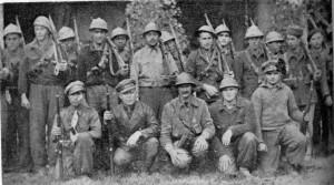 Fifteenth Brigade Scouts.