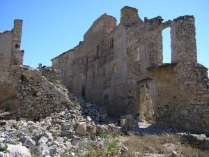 Corbera d'Ebre. Photo Makinal, CC BY 3.0.