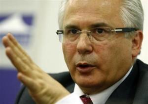 Former Spanish judge Garzon.  Credit: REUTERS/Denis Balibouse