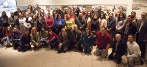 All attending teachers. Photo Rodolfo Graziano.