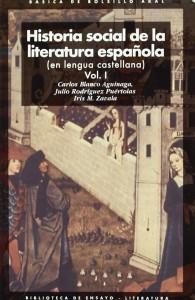 Blanco Aguinaga's groundbreaking literary history.