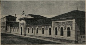 The Central Prison of Burgos, inaugurated in 1932, is very close to the city of Burgos. (CDGCE Vinaròs)