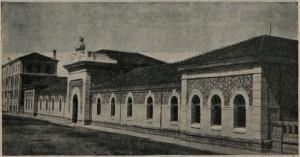 Prisión Central de Burgos, inaugurada en 1932, se encuentra muy cerca de la ciudad de Burgos. (CDGCEVinaròs)