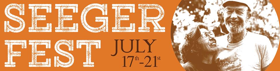 Seeger Fest July 17 - 21, 2014