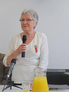 IBMT President Marlene Sidaway