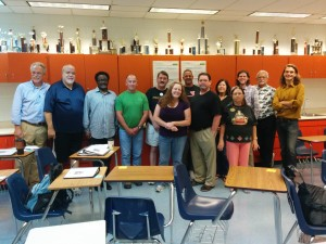 Participants and faculty of the 2014 ALBA Institute in Tampa.