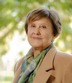 Dr. Nina Byers. Photo courtesy of UCLA.