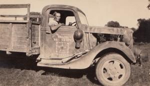 Howard Stone, prob. Albacete, 1937 or 1938. Photo courtesy of Glenn Lindfors.