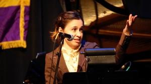 Marina Garde. Photo Rodolfo Graziano.
