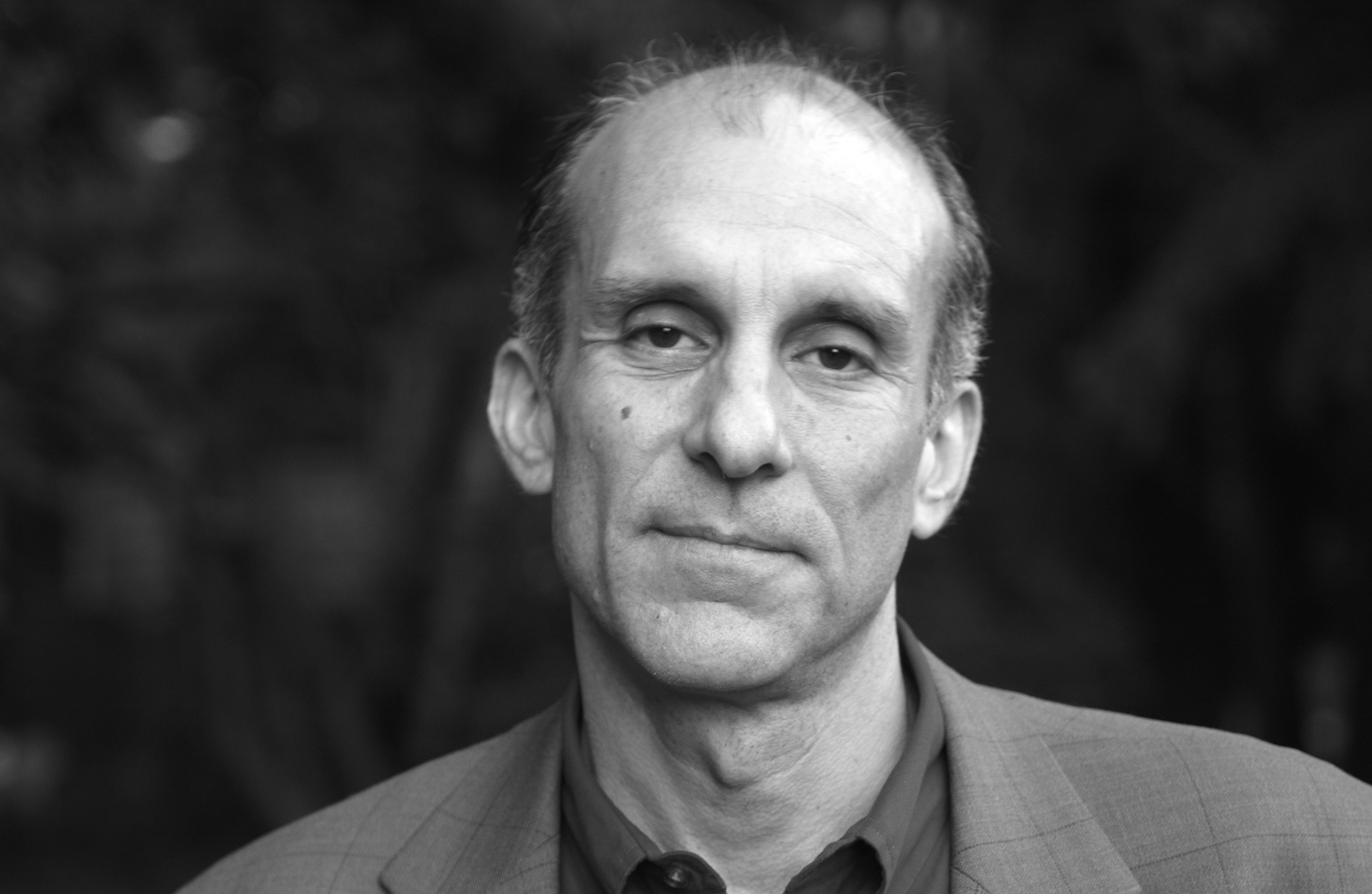 Peter Glazer. Photo Richard Bermack