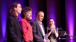 Sebastiaan Faber, Neal Rosenstein, Emilio Silva, and Marina Garde