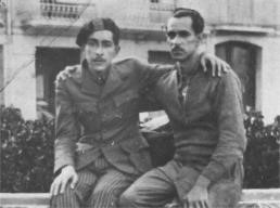 Eladio Paula Bolanos and his brother Aurelio Paula Bolanos in Spain. Ancestry.
