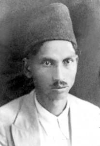 Gopal Mukund Huddar in 1936 (Courtesy of Shailendra Vaidya)