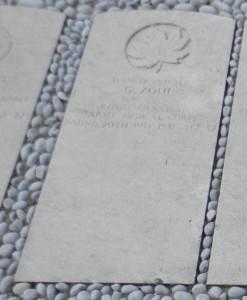 Zoul's Headstone