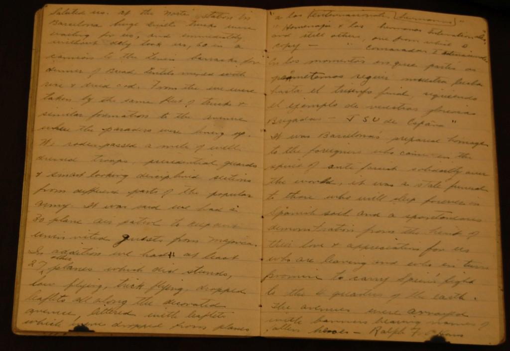 Waitzman's journal.