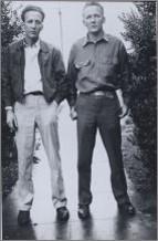 Albert and Herb Hofmann