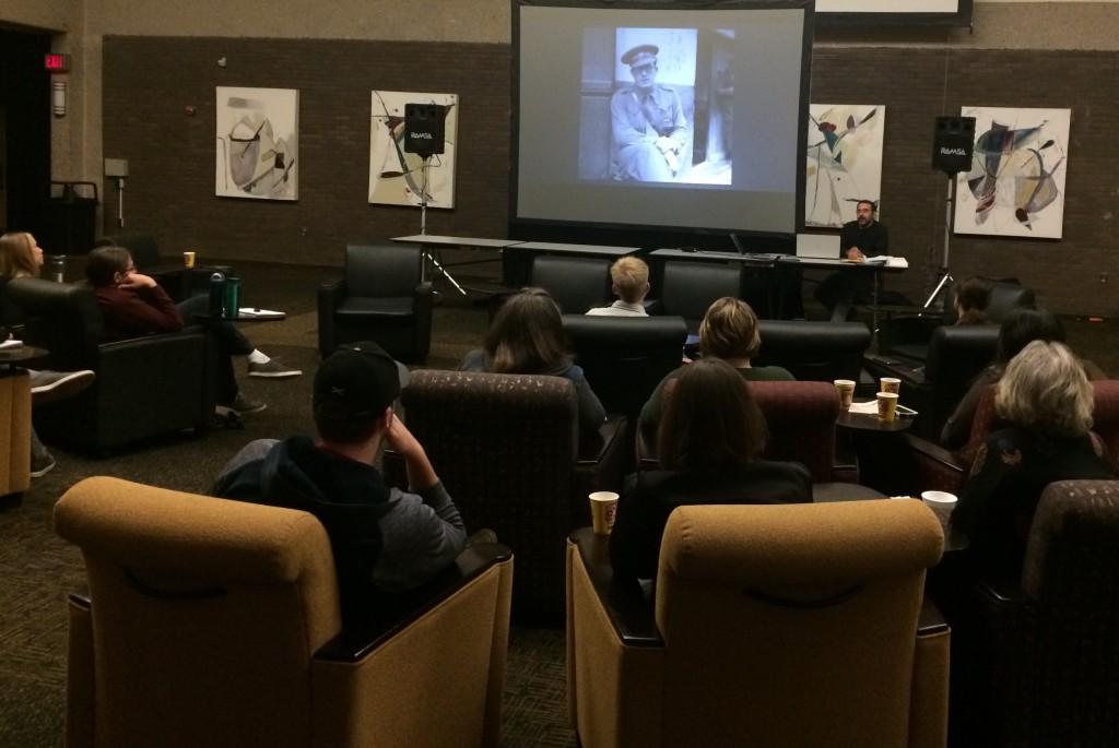 Workshop in Milwaukee, Wisconsin, October 2017. Photo A. Fernández