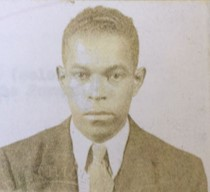 Fred Williams, Passport Photograph
