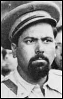 """Hirsute"" sporting Valentin Gonzalez Gonzalez ""El Campesino"""