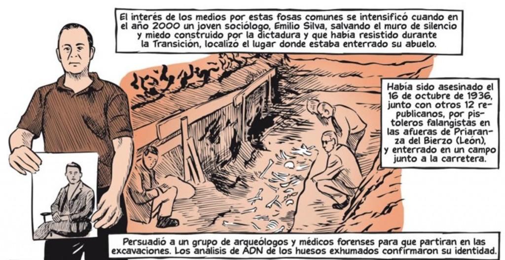 icult comic  Paul Preston comic La guerra civil de Jose Pablo Garcia