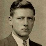 Paul Sigel, 1937, NYU Yearbook.