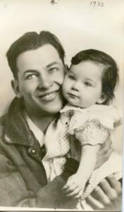 Arthur and Syriea Nia Witt, 1934.