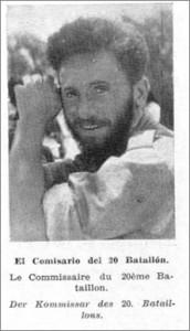 Nuestra Voz, Organo de la 86 Brigada, No. 1, 2 de Junio 1937, p. 5