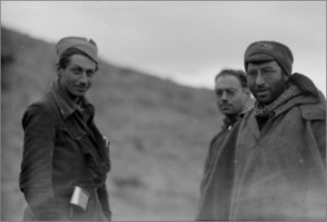 Transmissions: Harry Fellman, John Rossen and Harry Perlman, March 1938; Harry Randall: Fifteenth International Brigade Films and Photographs; ALBA PHOTO 011; Series C: Group Portraits, September 1937-August 1938; 11-1049;  Tamiment Library/Robert F. Wagner Labor Archives  Elmer Holmes Bobst Library  70 Washington Square South  New York, NY 10012, New York University Libraries.